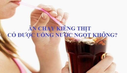 an-chay-co-uong-nuoc-ngot-khong